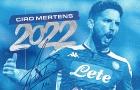 CHÍNH THỨC: 'Vua dội bom' chốt tương lai ở Napoli, báo tin buồn cho Chelsea