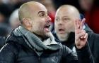 Pep Guardiola: 'Arsenal không may mắn với 2 cầu thủ đó'