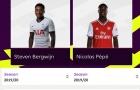 'Món hời' của Tottenham rực sáng, 'bom tấn' Arsenal bị chế nhạo