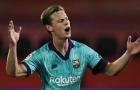 Barcelona nhận tin cực nguy về Frenkie de Jong