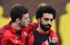 Hòa Everton, Klopp tiết lộ lý do Salah dự bị cả trận