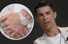 Cận cảnh chiếc Rolex đắt nhất lịch sử mà Ronaldo đang sở hữu