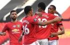Man Utd bắt đầu vào guồng: Tinh hoa đến từ 'bộ tứ nguyên tử'