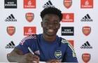 'Tôi hài lòng khi Arsenal làm điều đó'