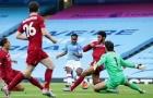 Liverpool bị Man City vùi dập, Neville nói lời 'mỉa mai' cực gắt