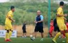 HLV Park Hang-seo nói lời ruột gan với các cầu thủ U22 Việt Nam