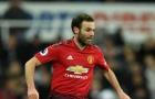 Bắt đầu đàm phán, lộ diện bến đỗ của Juan Mata sau khi rời Man United