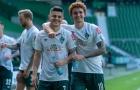 Cuộc đào thoát thần kỳ của Werder Bremen