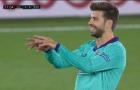 Pique 'cà khịa' công nghệ VAR, ám chỉ trọng tài La Liga đang bị điều khiển