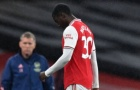 Mikel Arteta: 'Đáng ra Vardy nên bị đuổi khỏi sân'