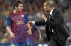 Pep Guardiola nói gì về việc Messi 'rục rịch' rời Barca?