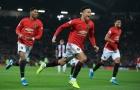 Man United và câu chuyện về tam ca ngẫu hứng