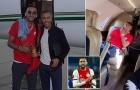 Ziyech lên máy bay đến Chelsea sau khi tặng quà chia tay đắt tiền cho đồng đội