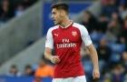 Hàng thủ sa sút, Arsenal vẫn chấp nhận để 'đá tảng 1m92' ra đi