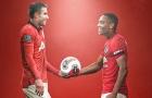 Sút tung lưới Southampton, Martial tái lập kỳ tích của Robin van Persie