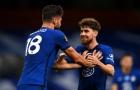 Tân binh đến Stamford Bridge, Giroud xô Jorginho sau bàn thắng hạ Norwich