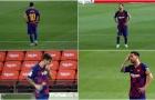 '50 sắc thái' của Messi trong ngày Barca bị Real phế truất