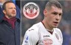 """Man Utd bất ngờ đưa """"bò mộng Italia"""" vào tầm ngắm"""