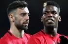 """Hộ vệ cho Bruno – Pogba, Man Utd đưa """"siêu máy quét"""" La Liga vào tầm ngắm"""