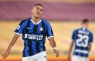 Lukaku, Sanchez tịt ngòi, Inter dâng chức vô địch cho Juve