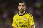 CHÍNH THỨC: Arsenal công bố số áo mới, tương lai cựu sao M.U mù mịt