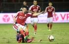Ép sân liên tục, CLB TPHCM vẫn bị Hà Nội FC 'huỷ diệt' không thương tiếc