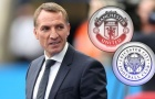 Chiến Man United, Brendan Rodgers nói luôn 1 câu với toàn đội Leicester
