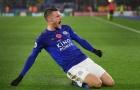 Sao Man Utd: 'Không phải ngẫu nhiên Vardy là tay săn bàn hàng đầu'