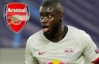 """""""Đá tảng"""" gật đầu với Leipzig, Arsenal khóc hận"""