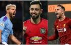 ĐHTB Premier League 2019/2020: Tân binh Fernandes góp mặt