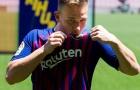 Sự nổi loạn của Arthur Melo là cái giá Barca phải trả