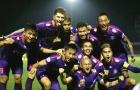 Sài Gòn FC phản ứng thế nào khi được đề xuất trao Cúp vô địch?
