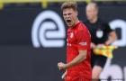 Thay Pavard, HLV Bayern buộc phải 'trả hồ về rừng'