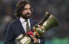 Pirlo từ chối nhiều lời đề nghị từ Premier League để trở lại Juventus