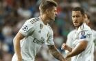 5 ngôi sao chủ chốt giúp Real 'lật ngược thế cờ' trước Man City