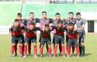 Phản ứng thái quá với trọng tài, 2 cầu thủ Tiền Giang nhận án phạt nặng từ VFF