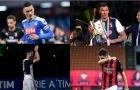 10 lời chia tay 'gây nhiều thương nhớ' ở Serie A 2019 - 2020: Trò cưng của Mourinho góp mặt