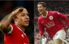 Trở lại sau chấn thương, Depay sẵn sàng đối đầu Ronaldo