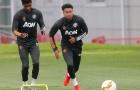 Được hứa hẹn đá chính, 'người thừa' của Man Utd tràn đầy quyết tâm