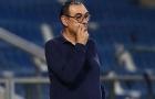 HLV Sarri bao biện: 'Juventus bị 'nguyền rủa' tại Champions League'