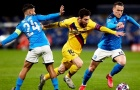 Nhà cái: Messi có cú đúp kiến tạo, sao Napoli 'đi tắm sớm'