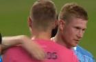 Thua cuộc, Kroos làm 1 điều với De Bruyne sau trận
