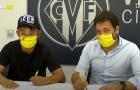 Bên lề: Takefusa Kubo đầu quân cho Villarreal