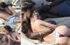 Dele Alli cởi trần bên cạnh bạn gái nóng bỏng