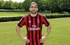 Rodriguez chuẩn bị cập bến Turin với mức giá rẻ mạt