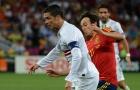 David Silva sang Lazio, Ronaldo khó trở thành vua phá lưới Serie A