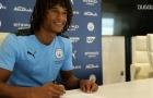 Ngày đầu tiên của Nathan Ake tại Manchester City
