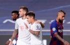 Barca thua tan nát, fan Arsenal phát cuồng: 'Chào mừng cậu tới Emirates'