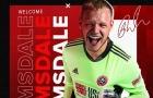 CHÍNH THỨC! Trả sao cho M.U, Sheffield 'hút máu' Bournemouth cuỗm kẻ thay thế