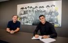 CHÍNH THỨC: Real Madrid đẩy thêm một 'ngọc quý' sang Dortmund